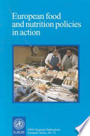European Food and Nutrition Policies in Action