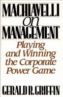 Machiavelli on Management