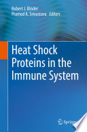 Heat Shock Proteins in the Immune System