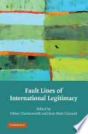 Fault Lines of International Legitimacy