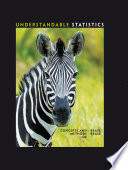 Understandable Statistics Concepts And Methods book