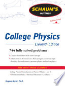 Schaum s Outline of College Physics  11th Edition