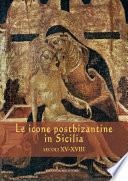 Le icone postbizantine in Sicilia
