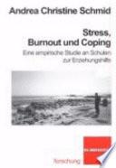 Stress, Burnout und Coping