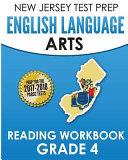 New Jersey Test Prep English Language Arts Reading Workbook  Grade 4