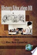 History Education 101