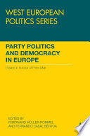 Party Politics and Democracy in Europe
