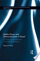 Media Power and Democratization in Brazil