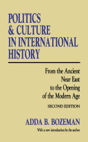 Politics and Culture in International History