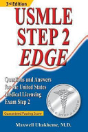 USMLE Step 2 Edge 3rd Edition