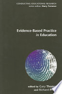 Evidence Based Practice In Education