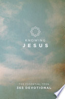 Knowing Jesus  Blue Cover