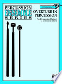 Overture in Percussion