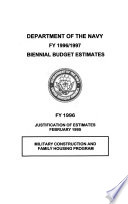 Military Construction Appropriations For 1996