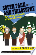 South Park and Philosophy