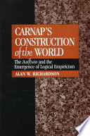 Carnap S Construction Of The World