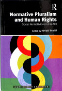 Normative Pluralism and Human Rights