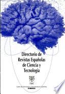 Directorio de revistas españolas de ciencia y tecnología