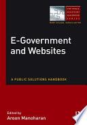 E Government and Websites