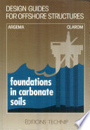 Foundations in Carbonate Soils