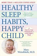 download ebook healthy sleep habits, happy child, 4th edition pdf epub