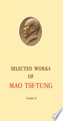 Selected Works of Mao Tse Tung