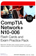 Comptia Network  N10 006 Flash Cards and Exam Practice Pack