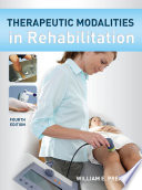 Therapeutic Modalities in Rehabilitation  Fourth Edition