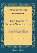 Half Hours of French Translation
