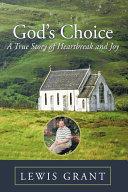 Book God's Choice