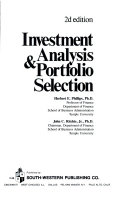 Investment analysis   portfolio selection