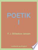 Poetik bind 1