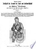 Allgemeine illustrirte Zeitschrift f  r Freunde der Land  und Forstwirthschaft und der illustrirte Pferdefreund