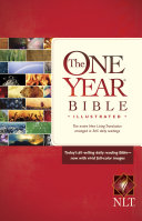 The One Year Bible Illustrated NLT