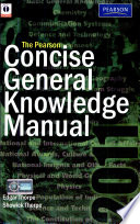 Concise General Knowledge Manual