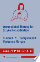 Occupational Therapy for Stroke Rehabilitation