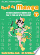 Kanji de Manga Vol  1