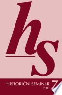 Historièni seminar 7