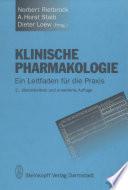 Klinische Pharmakologie