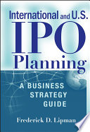 International and US IPO Planning