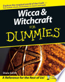 Wicca and Witchcraft For Dummies Book PDF