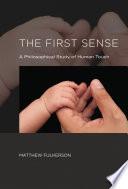 The First Sense book