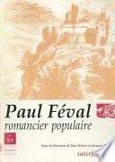 Paul F Val Romancier Populaire