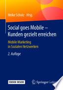 Social goes Mobile - Kunden gezielt erreichen