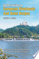 Stern S Guide To European Riverboats And Hotel Barges