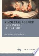 Englische LiteraturAus sieben Jahrhunderten
