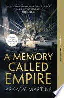 A Memory Called Empire Book PDF