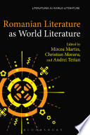 Romanian Literature as World Literature
