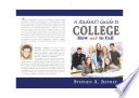 THE STUDENTS GUIDE TO COLLEGE-HOW NOT TO FAIL