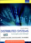 Distributed Systems Concepts And Design 4 E